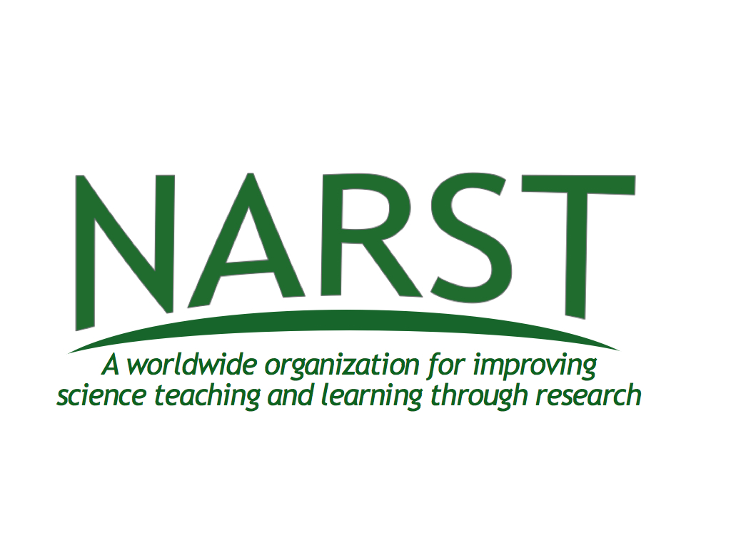 Image result for narst logo